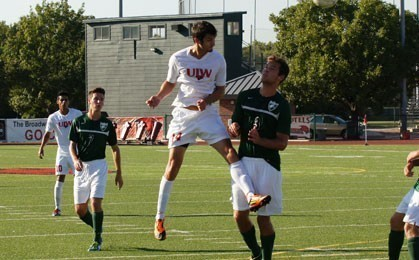 Cardinals Dominate Eastern New Mexico 2 0 University Of The