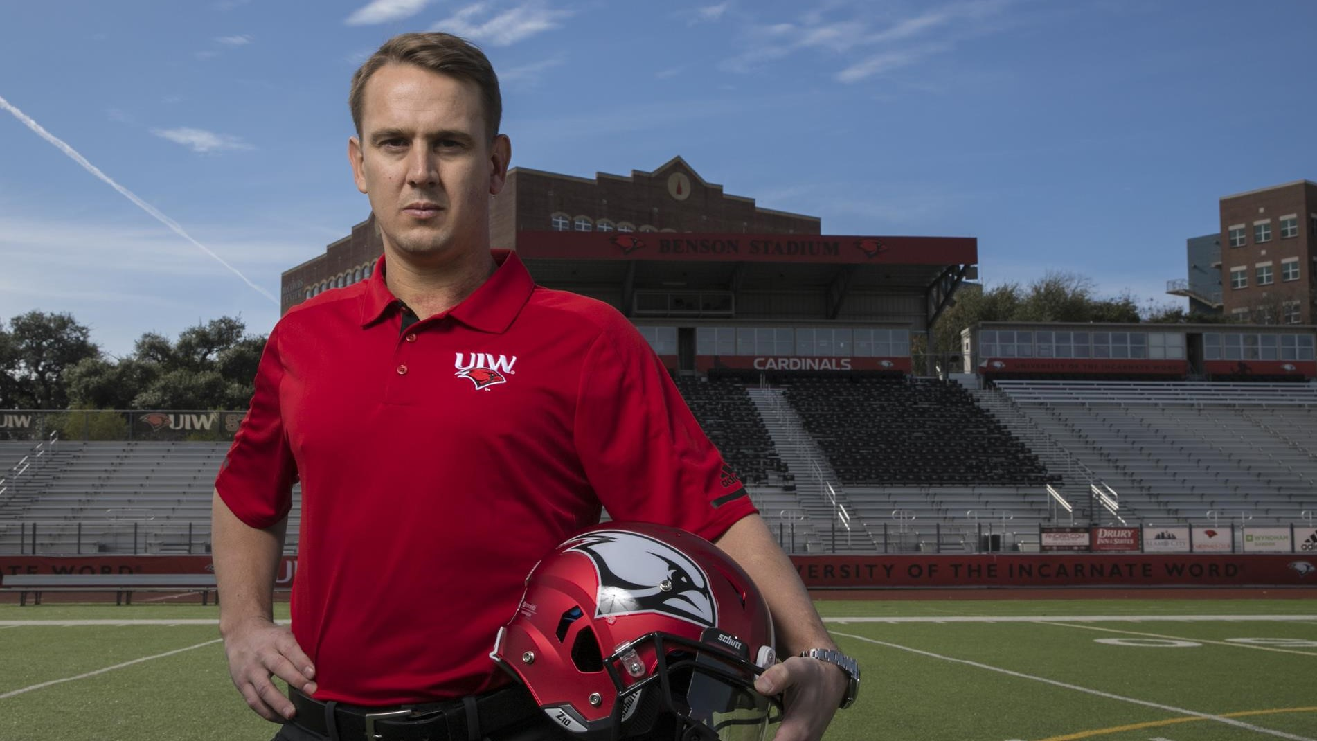 Uiw Announces Football Staff University Of The Incarnate Word