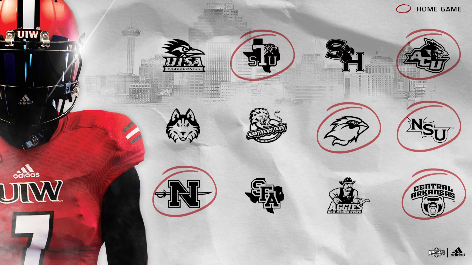 Football Announces 2019 Schedule University Of The