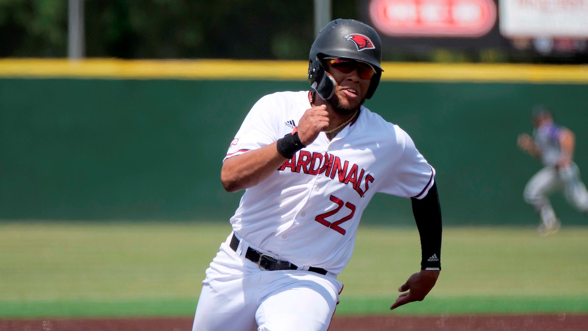 pretty nice bf83d 13ab8 Baseball set for midweek matchup against Texas - University ...