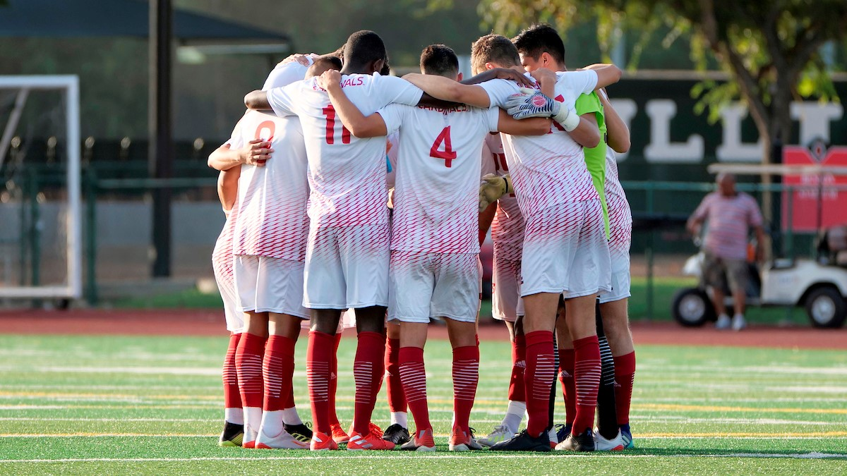 Men S Soccer Travels To Liberty University Of The Incarnate Word Athletics