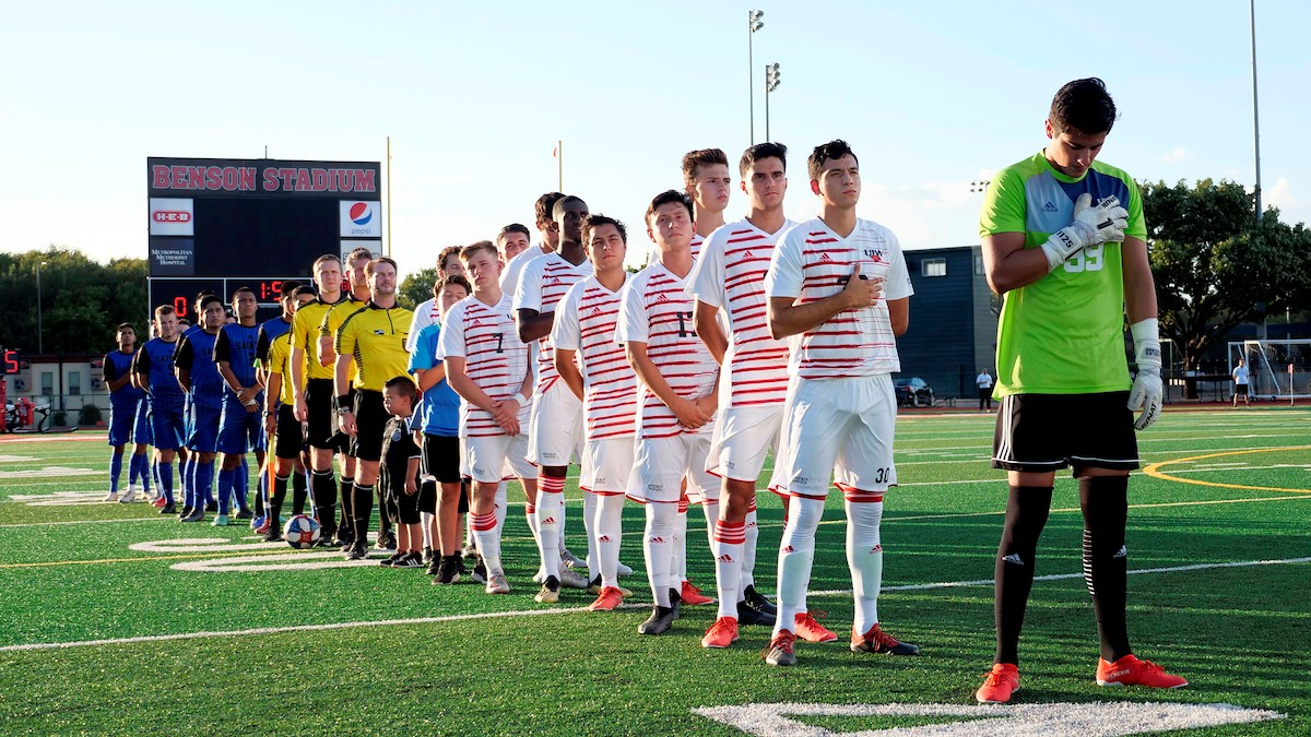 Men S Soccer Opens Conference Play Against Grand Canyon